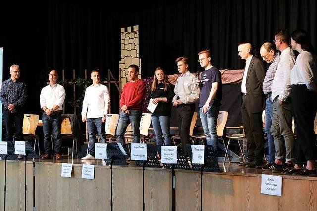 Wie war's bei … der Podiumsdiskussion für junge Wähler in Lahr?