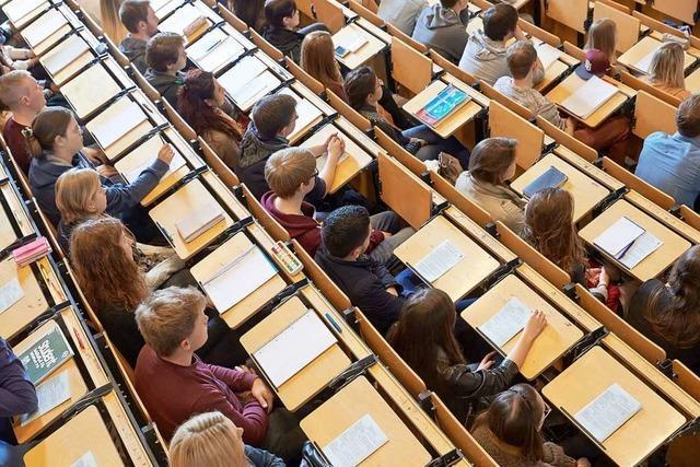 Hochschulfinanzierung – die Forschung ist mehr wert als die Lehre