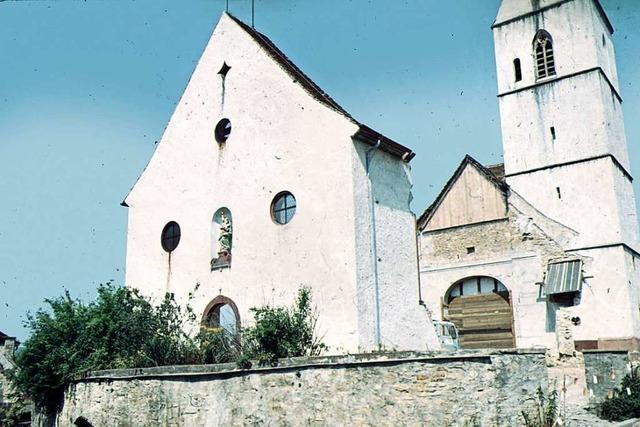 Kirchenweihfest soll an die Erweiterung der Columbakirche erinnern