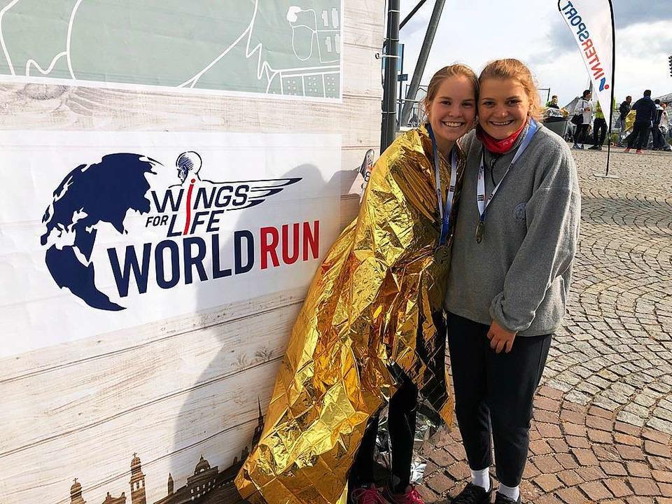 Laufen ist ein weltweites Abenteuer: T...tten von knapp 10000 Gleichgesinnten.   | Foto: günter kaup