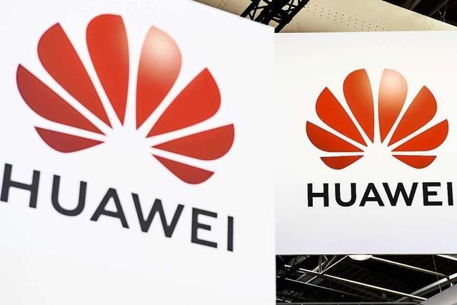 Trump verschärft den Kampf gegen den chinesischen Huawei-Konzern