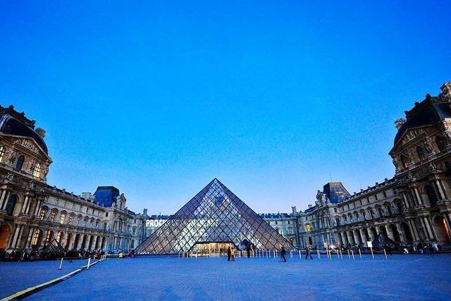 Schöpfer der Louvre-Pyramide: Architekt Pei mit 102 Jahren gestorben