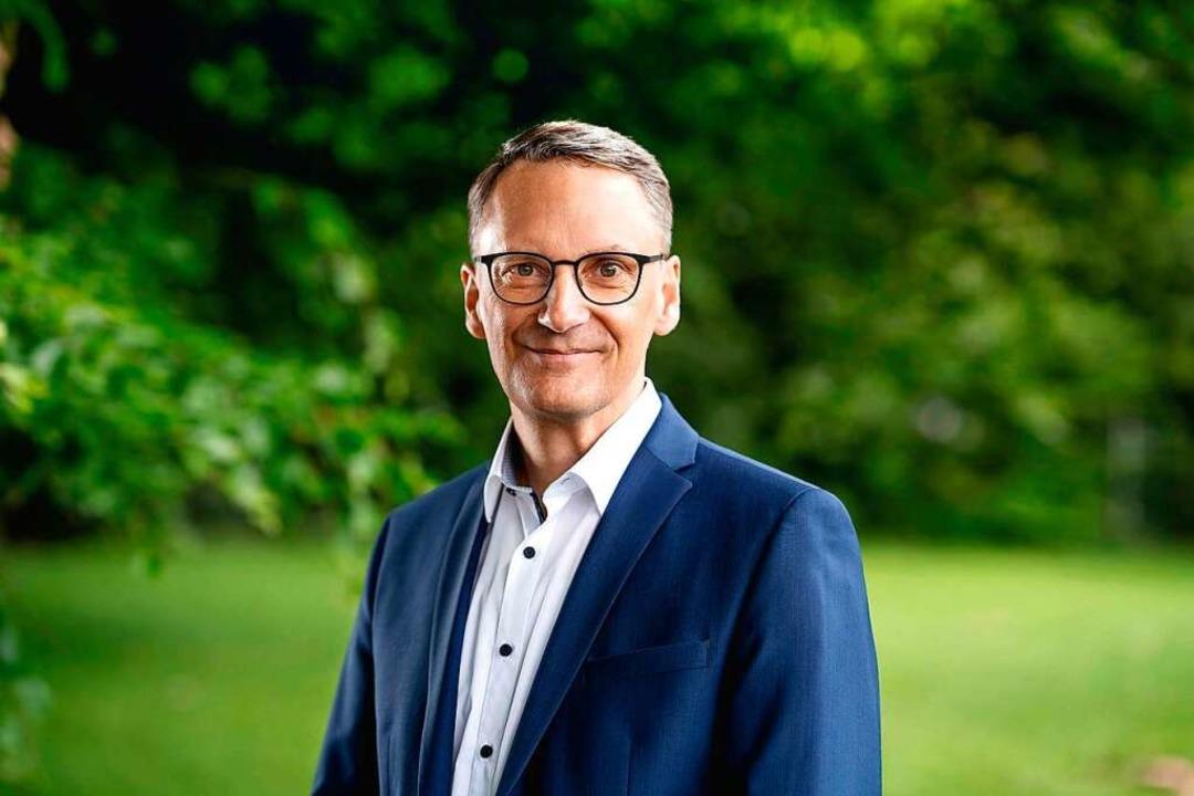 Markus Ibert will Oberbürgermeister in Lahr werden.  | Foto: privat