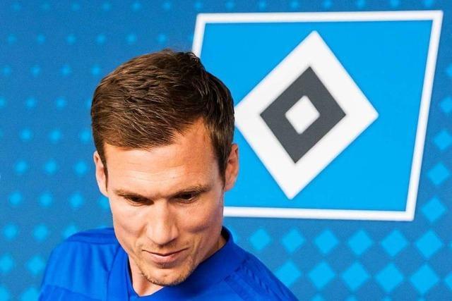 Trotz aller Treueschwüre: HSV trennt sich von Trainer Wolf