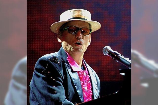 Tribute to Elton John beim Stadtpark-Open-Air zu Gast