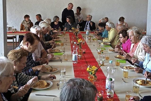 Neuer Mittagstisch für Senioren