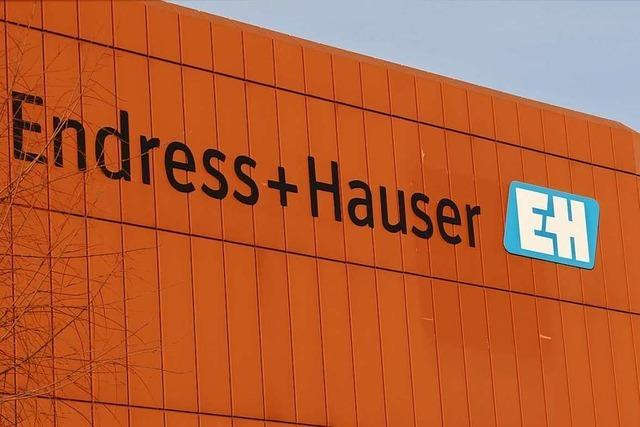 Endress+Hauser-Chef Matthias Altendorf: