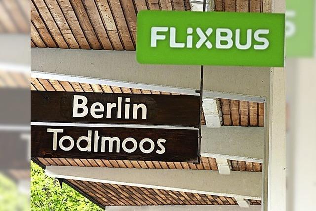 TALUF, TALAB: Todtnau-Berlin und zurück