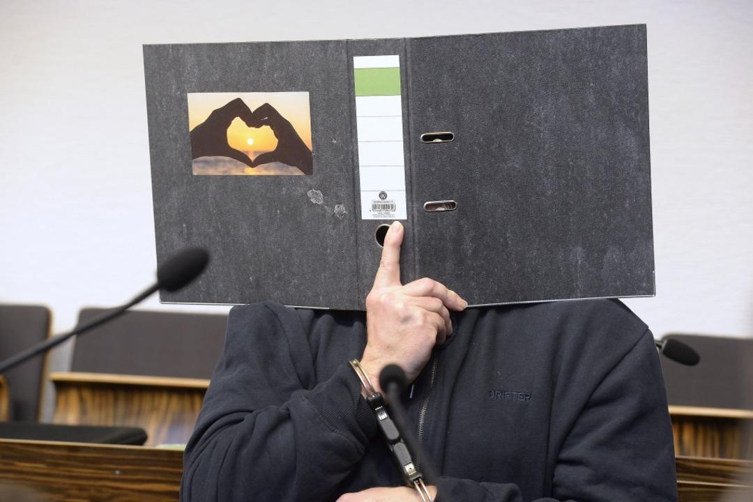 Der Angeklagte Bernhard H.  | Foto: Ingo Schneider