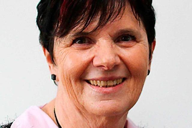 Marianne Wieber (Ettenheim-Altdorf)