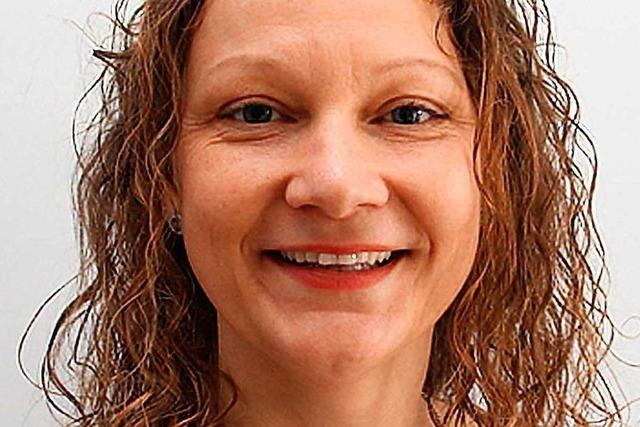 Sandra Utz (Ettenheim-Altdorf)