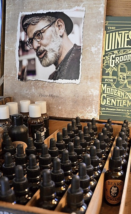 Willis Barbershop in Friesenheim  | Foto: Thomas Goebel