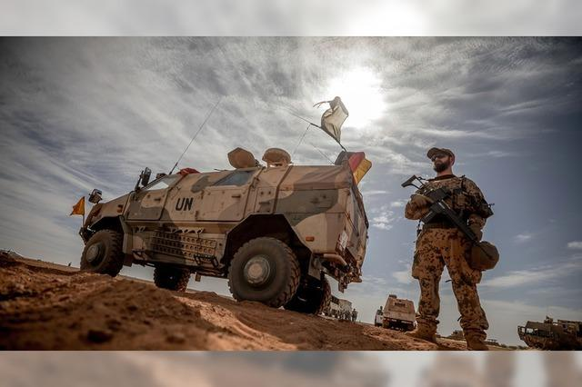 Mehr Geld für Verteidigung
