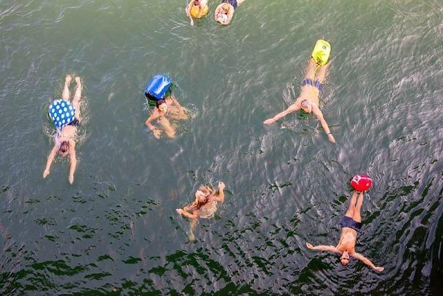 Der Rhein bringt die Menschen zusammen