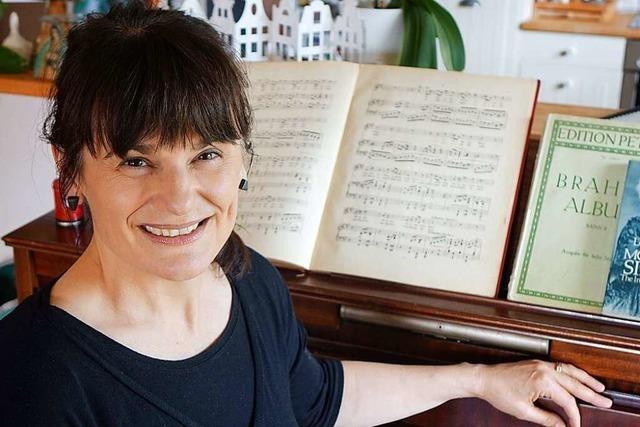 Warum Profi-Sängerin Jacqueline Forster aus Australien ins Wiesental gekommen ist