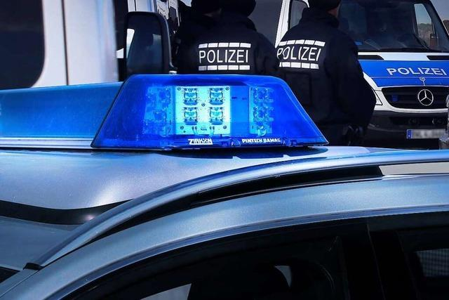 62-jähriger Autofahrer auf der A5 bei Offenburg tödlich verunglückt