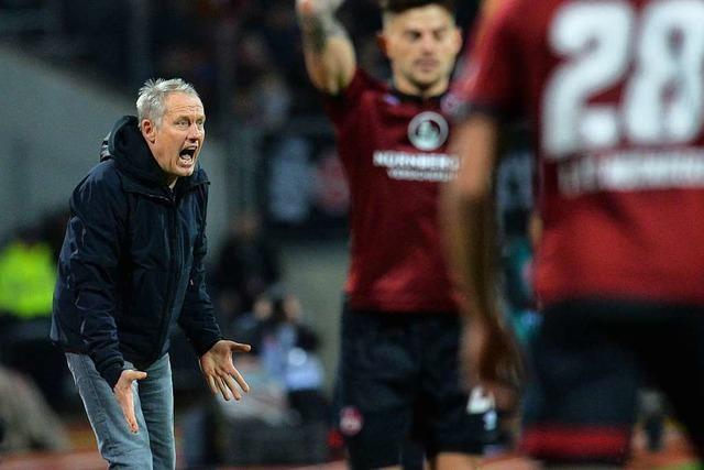 Liveticker zum Nachlesen: SC Freiburg – 1. FC Nürnberg 5:1