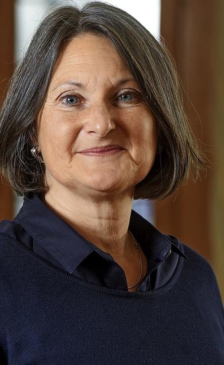 Bärbel Schäfer  | Foto:  Polkowski