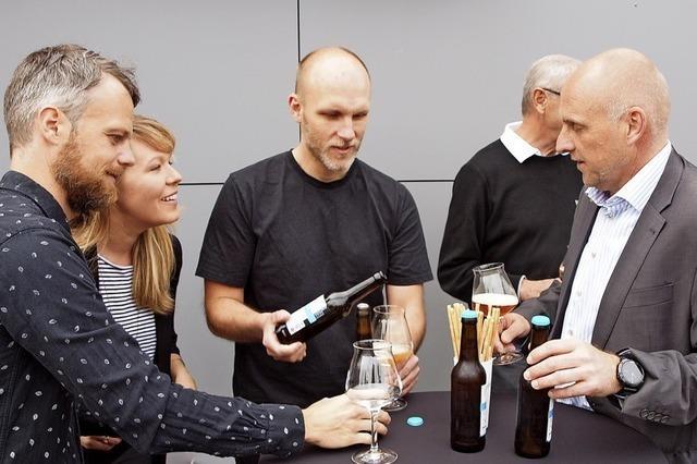 Drei Emmendinger brauen 1590 Flaschen Craft Beer für die gute Sache