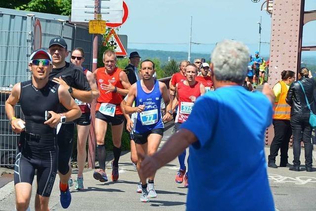 90 Weiler helfen am Sonntag beim Dreiländerlauf