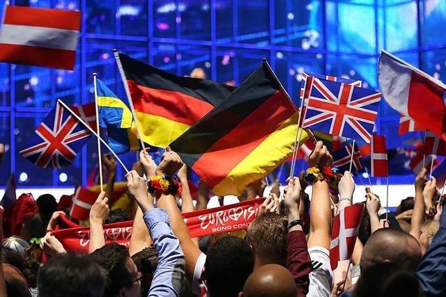 Liveticker: Das Finale des Eurovision Song Contest in Tel Aviv