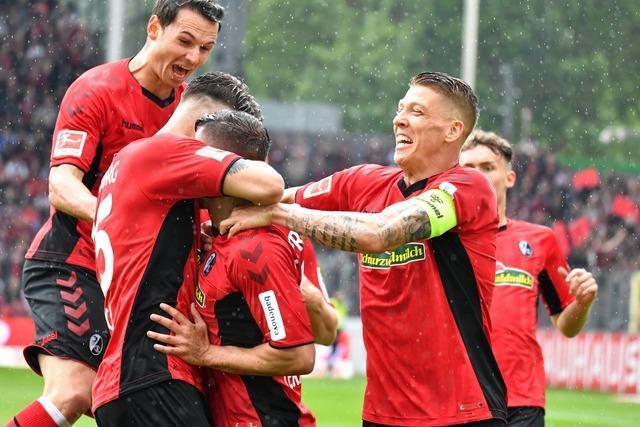 Der deutliche Sieg des SC Freiburg zum Ausklang war wichtig