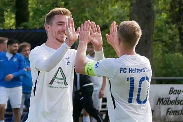 FC Heitersheim nimmt im Derby Revanche an Biengen