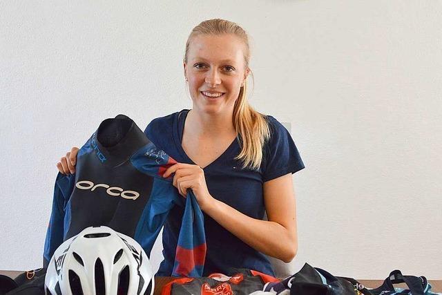 20-Jährige Triathletin aus Herten will beim Europa-Cup starten