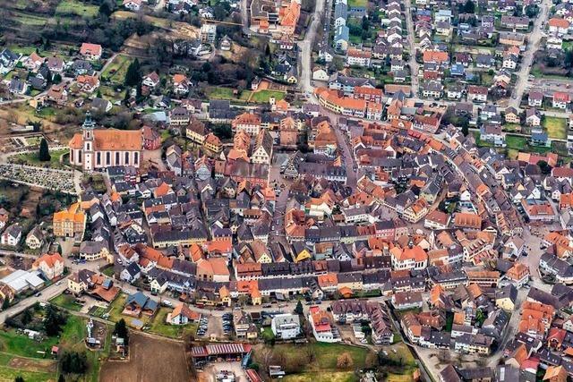Wohnraum und Nachverdichtung sind große Themen in Ettenheim