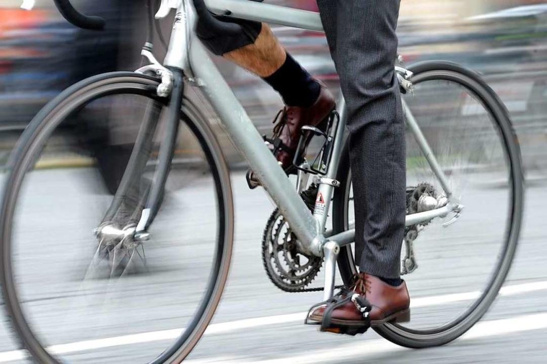 Weil der Radfahrer seinen Heimweg nich...n Trunkenheit im Verkehr (Symbolbild).  | Foto: Tobias Hase
