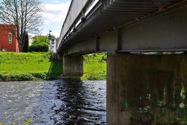 Kleine Brücke in Schopfheim erhitzt die Gemüter beim ansässigen Golfclub