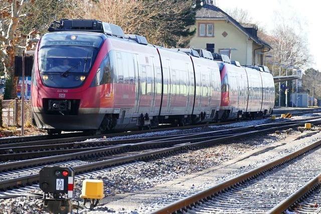 Was ist Ihnen die Modernisierung der Hochrheinstrecke wert?
