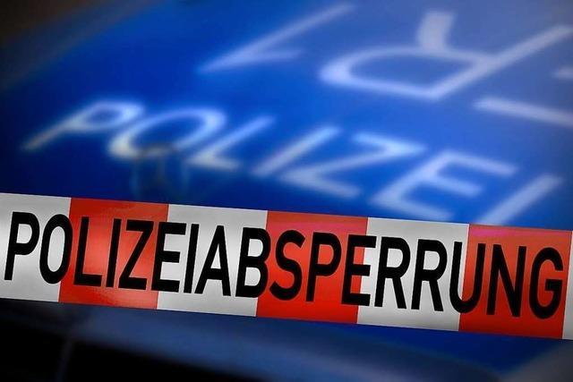 Leiche einer Frau im Rhein bei Rust gefunden