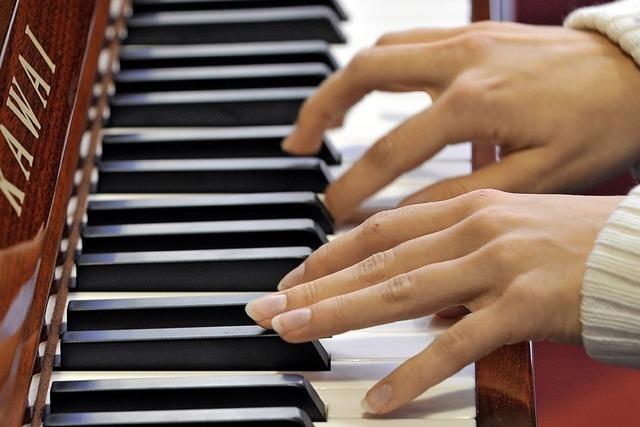 Schülerkonzert der Klavierschule Heidi Wurm