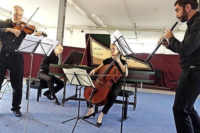 Gelungene Ouvertüre für Klassik-Konzerte