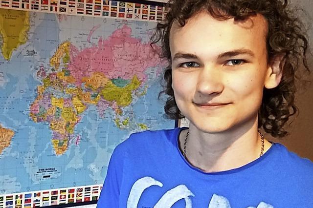 Matthias Brutzer ist ein Teenager mit vielen Talenten