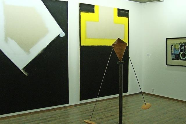 Eine Ausstellung in Durbach will zeigen, wie die Landschaft auf die Kunst wirkt