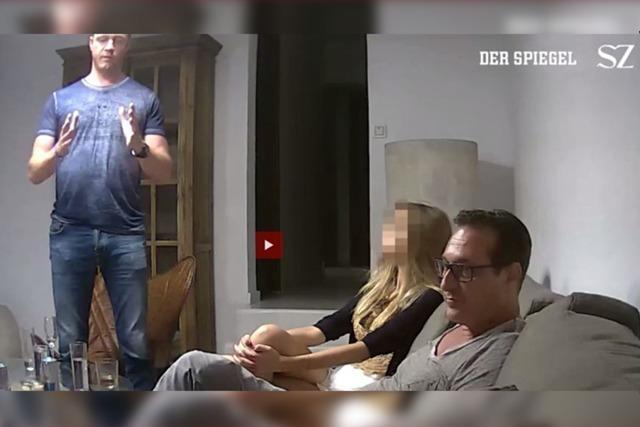 Was wir über das Strache-Video wissen - und wie es nun weitergeht