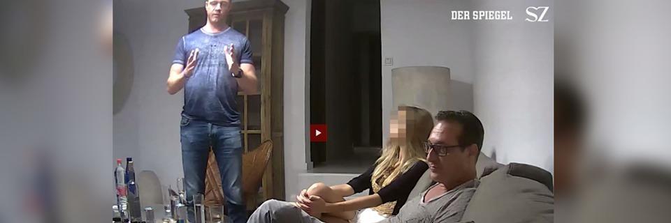 Was wir über das Strache-Video wissen - und wie es jetzt weitergeht