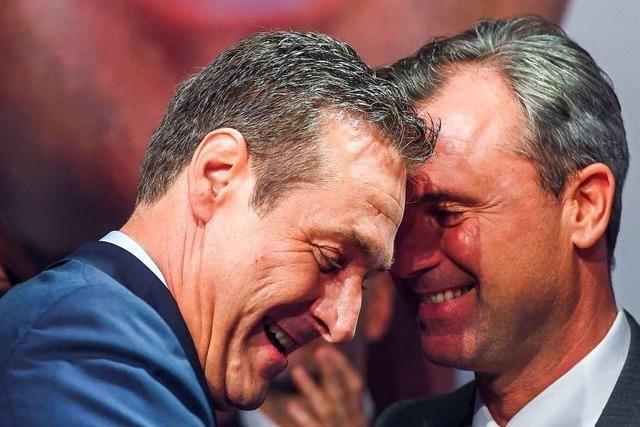 Norbert Hofer neuer FPÖ-Parteichef – Johann Gudenus aus Partei ausgetreten