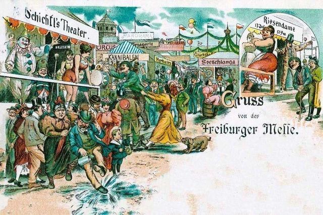 Geschichte der Jahrmärkte reicht bis ins Mittelalter zurück