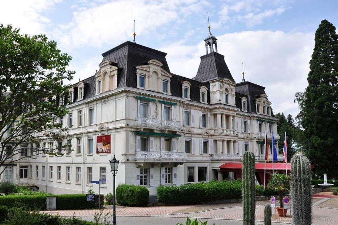Sinnbild des Niedergangs? Das leerstehende Hotel Römerbad in Badenweiler  | Foto: Der Sonntag Verlags GmbH