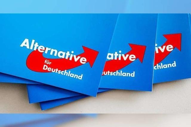 Freiburger Polizei ermittelt nach AfD-Versammlung gegen drei Personen