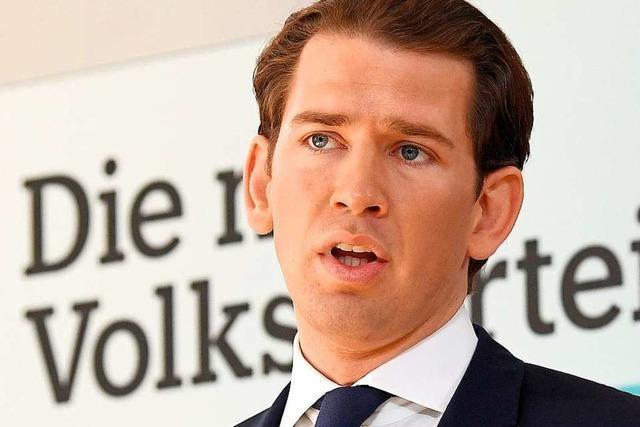 Regierungskrise in Wien: FPÖ-Innenminister bleibt vorerst im Amt