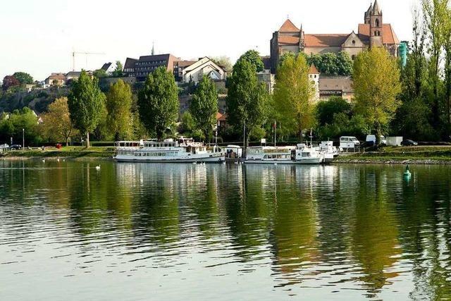 Wem gehört das Wasser im Rhein?