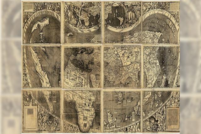 Erkenntnisse über den Einfluss des Gewürzhandels auf die Weltkarten Waldseemüllers
