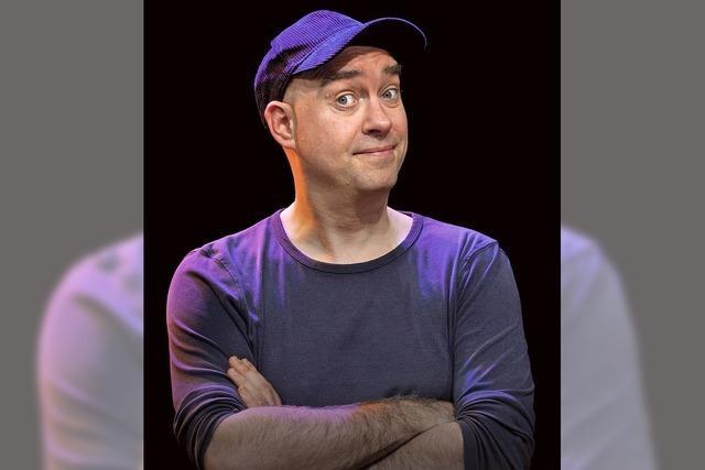 HG Butzko bringt sein Kabarettprogramm