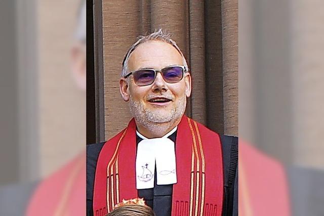 Pfarrer Kai Tilgner verlässt Schopfheim