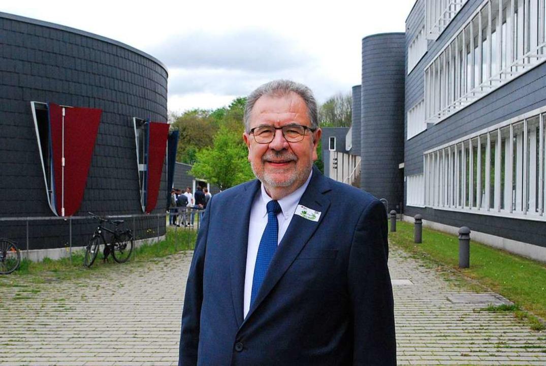 Geht mit 66 Jahren in den Ruhestand: Armin Schwolgin.  | Foto: Thomas Loisl Mink