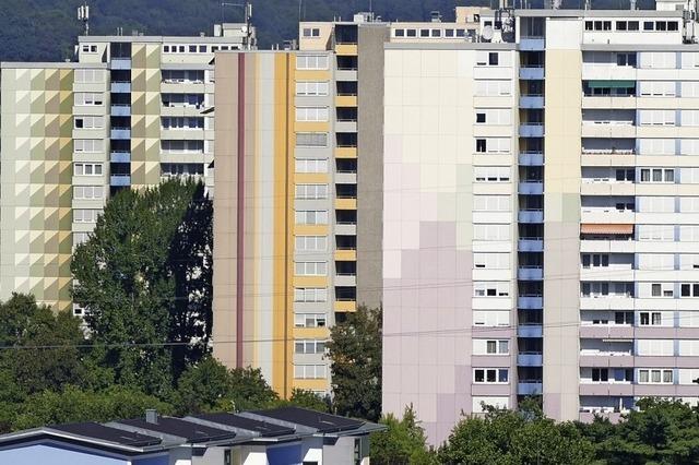 Die Hochhäuser gelten als sicher